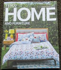 Brand New Unopened Tesco Home & Furniture Catalogue - Spring/Summer 2015