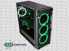 Gaming RGB Desktop Intel i5 2.8GHz SSD 120GB Custom Build PC 16GB 2TB 1050