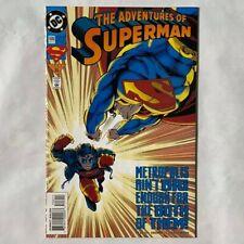 New ListingAdventures of Superman 1987 #506 comic