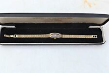 Art deco styled Ladys wristwatch hi movement come cased