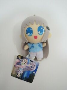 "Little Busters! Kudryavka Noumi Key Visual Art Mascot 2010 Plush 4"" TAG Japan"