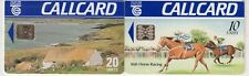 Ireland = 2 Phone Cards, both different. Presume both are `Used`. Clearance lot