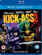 KICK ASS 2 - BLU-RAY - REGION B UK