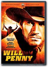 Will Penny DVD New Charlton Heston, Joan Hackett, Donald Pleasence, Lee Majors