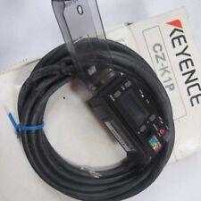 1pcs New KEYENCE Fiber Amplifier CZ-K1P