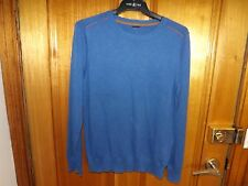 Esprit Blue 100% Cotton Jumper ~ Size M or 10 AU