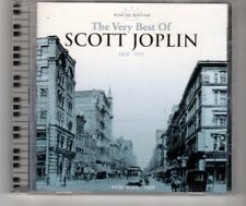 (HM874) The Very Best of Scott Joplin 1868-1917 - 2004 CD