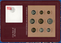Coin Sets of All Nations USSR Russia UNC 1978-1979
