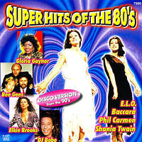 SUPER HITS OF THE 80's - Top CD 18 Track NEU & OVP