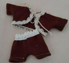 New: Jacket + half Pants for 12-15 cm Small Bears, handarbeit (B)