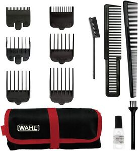 Wahl Corded Baldfader Plus Ultra Close Cut Hair Clipper Trimmer Grooming Set