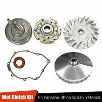 2007-2012 Yamaha Grizzly Rhino Clutch Housing Drum Comp Set 99999-04069-00 OEM