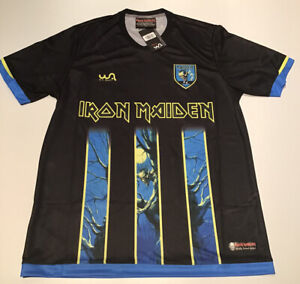 Fear of the Dark Iron Maiden Soccer Jersey New with Tags L, 2XL