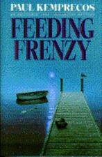Paul Kemprecos Feeding Frenzy Aristotle Socarides Series Rare Pb!