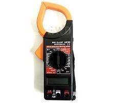 Clamp Meter Multimeter ACDC Volt Current Resistance Tester Electrical Insulation