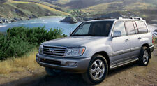 TOYOTA LANDCRUISER 100 SERIES 1998-2007 WORKSHOP REPAIR MANUAL ON CD
