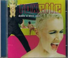 Roxette Have A Nice Day CD