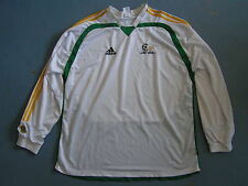 Maillot Afrique du Sud South Africa adidas player issue Trikot Shirt Jersey M