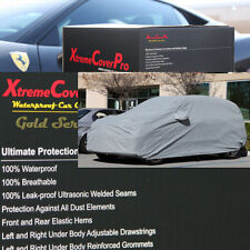 1994 1995 1996 1997 1998 Jeep Cherokee Waterproof Car Cover w/MirrorPocket GRAY