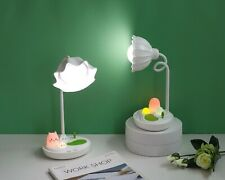 Table Lamp 2 IN 1 with Night Light, Sensor Touch Control, USB Chargeable