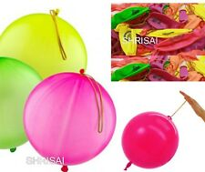 20 LARGE PUNCH BALLOONS BOUNCY CHILDREN PARTY BAGS PINNATA FILLERS TOYS CHEAPEST