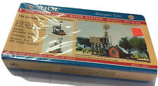 A.H.M. Masterpiece Series HO Scale DUSTY GULCH WATER STATION Kit 5742 NEW!