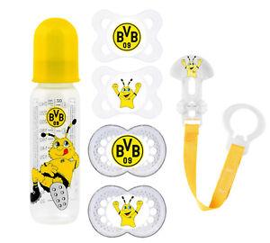 MAM Set - Babyflasche & Schnuller & Clip Silikon BVB 0-6 - 6-16 16+ *NEU*