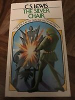 Narnia: The Silver Chair Bk. 4 by Lewis (1970, 34th Print. Very Good!