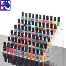 6 Tiers Acrylic Nail Polish Stand Display Rack Holder Makeup Organizer WDIS00301