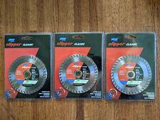 Norton Clipper Classic 4 12 Diamond Blade Model 07660702790 New Sealed