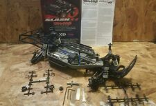 NEW TRAXXAS SLASH 4WD 4x4 ROLLER ROLLING CHASSIS TSM W/ COMPLETE DRIVELINE