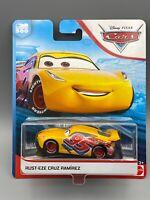 Disney Pixar Cars 3 Rust-eze Cruz Ramirez Mattel 1:55 Scale 2018