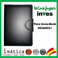 "FUNDA ORIGINAL INVES 601 601+ PLUS EBOOK INVES-BOOK 6"" LIBRO ELECTRONICO TINTA"