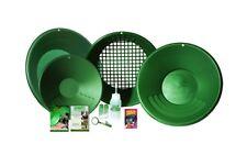 Garrett Deluxe Gold Pan Kit Set