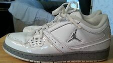 nike air jordan #23 Youth basketball shoes size 5Y leather/patent leather laces