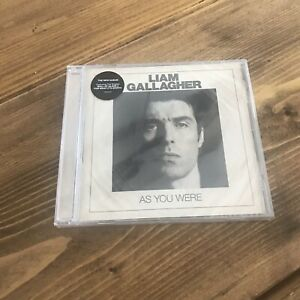Liam Gallagher - As You Were CD Album New & Sealed