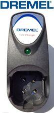DREMEL Original 7.2 V Cargador de batería (versión Fit: herramienta rotativa Dremel 7700)
