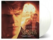 The Talented Mr. Ripley First Pressing 2Lp 180g Transparent Vinyl New Sealed
