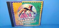 Where In The World Is Carmen Sandiego CD ROM B420