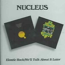 Elastic Rock We'll Talk About It Later Nucleus Nrmint/ex 2 CD 5017261200471 BGO