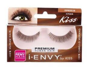 i ENVY by KISS Eyelashes BROWN - KPEB08 BROWN 08 Eyelashes