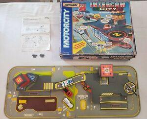 Motorcity: Intercom City Electronic Interactive Play System (Matchbox, 1992)