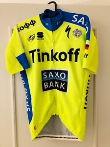 Tinkoff-Saxo windstopper jersey