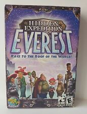 Hidden Expedition: Everest (PC, 2007) New and Sealed Box - Big Fish Games