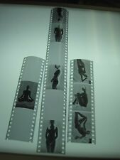 #41C   Vintage Photo Negatives Nude Art Photography Woman lesbian int