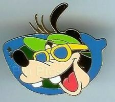 Disney Pin: WDW Cast Lanyard Pin Collection 1 Sunglass Goofy Sunglasses