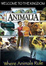 Animalia Animals Rule DVD Movie Brand New UPC 810863010630