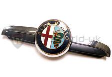 Alfa Romeo 156 2003 on grille bonnet badge & plinth 156045002 100% GENUINE