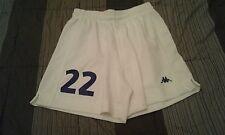 Pantaloncini shorts ufficiali kappa nazionale ITALIA MATCH WORN
