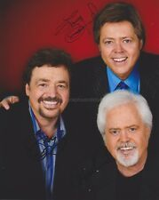 The Osmonds Hand Signed 8x10 Photo, Autograph, Jay, Jimmy Merrill Crazy Horses D